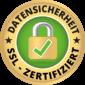 SSL-Zertifiziert Datensicherheit icon