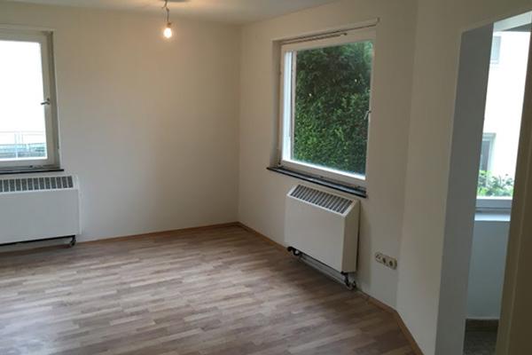 Zimmer von sanierter Wohnung